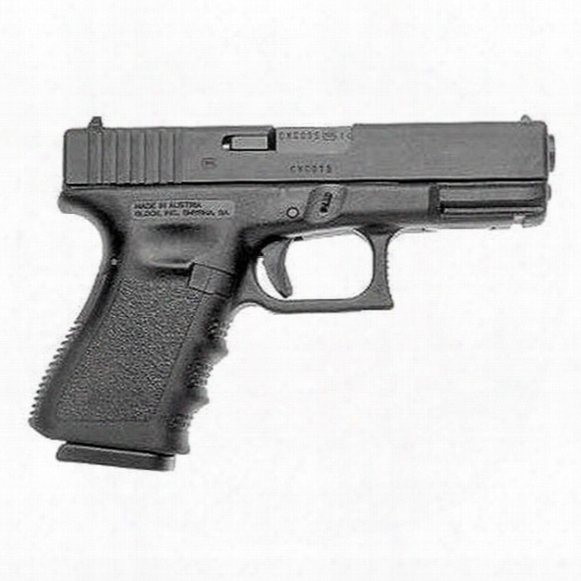 "Glock 23, Semi-automatic, .40 S&w, 4.01"" Barrel, 13-round Capacity"
