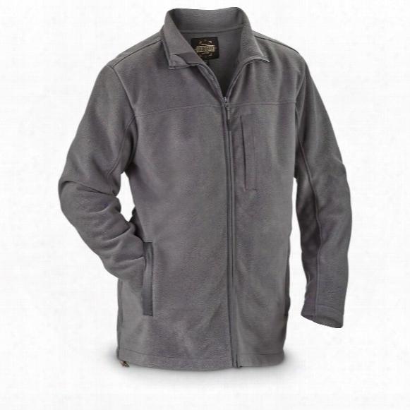 Guide Gear Men's 3-layer Full-zip Fleece Jacket