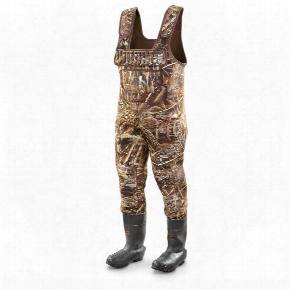 Guide Gear Men's Insulated Hunting Chest Waders, 2,000 Grams