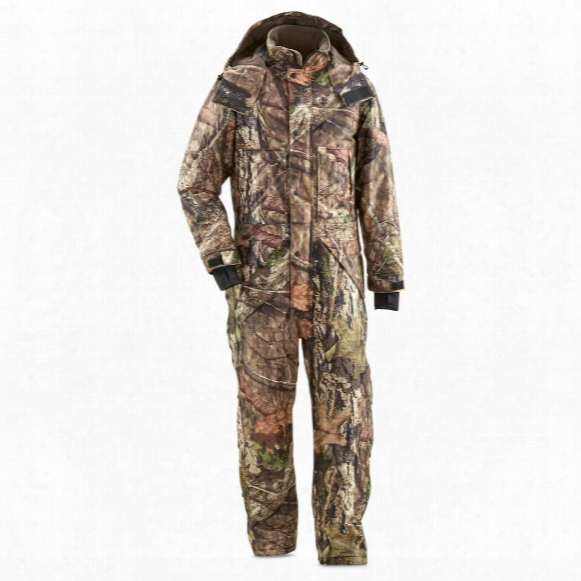 Guide Gear Men's Guide Dry Hunt Coveralls, Waterproof, Insulated