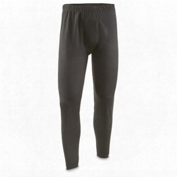 Guide Gear Men's Mid-weight Base Layer Pants