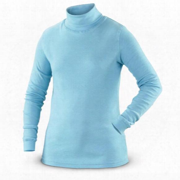 Guide Gear Women's Turtleneck Long-sleeve Shirt