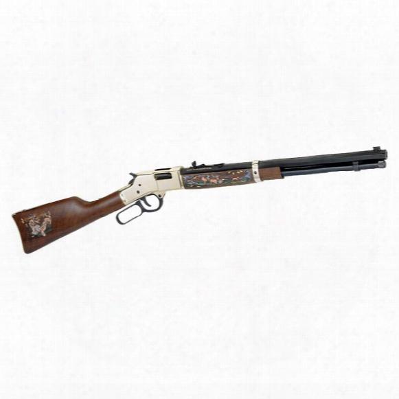 "Henry Big Boy Wildlife Ii, Lever Action, .44 Magnum, 20"" Barrel, 10+1 Rounds"