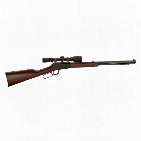 "Henry Frontier, Lever Action, .22 Magnum, Rimfire, 20"" Barrel, 12+1 Rounds"