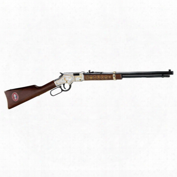 "Henry Golden Boy Eagle Scout, Lever Action, .22lr, Rimfire, 20"" Barrel, 16+1 Rounds"