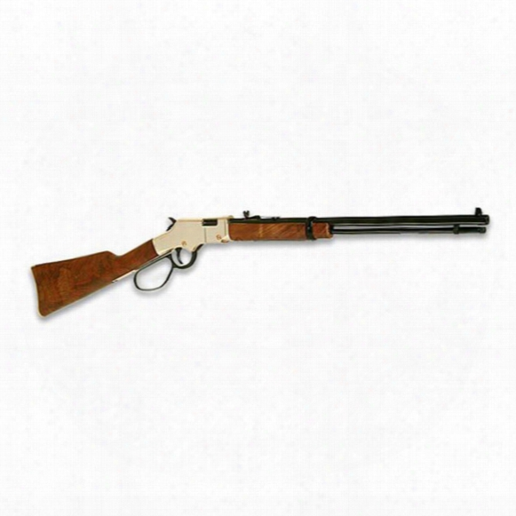 "Henry Golden Boy Large Loop, Lever Action, .22lr, 20"" Barrel, 16+1 Rounds"
