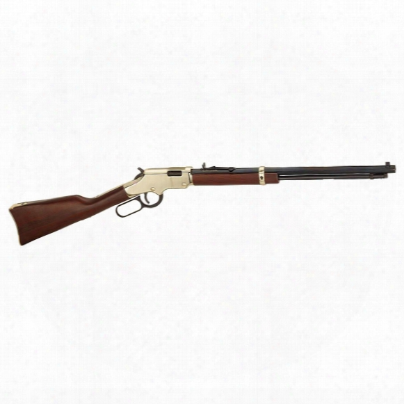 "Henry Golden Boy, Lever Action, .22lr, Rimfire, 20"" Barrel, 16+1 Rounds"