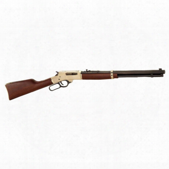 "Henry, Lever Action, .30-30 Winchester, 20"" Octagon Barrel, 5+1 Rounds"