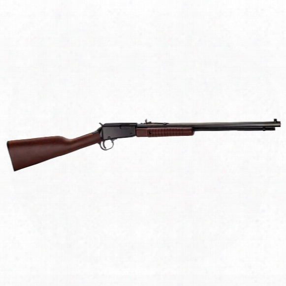 "Henry Repeating Arms, Pump Action, .22 Magnum, Rimfire, 19.75"" Octagon Barrel, 12+1 Rounds"