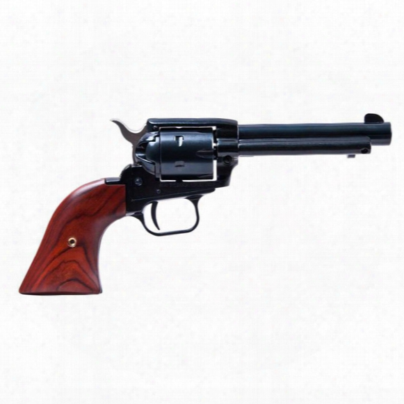 "Heritage Rough Rider, Revolver, .22lr, Rimfire, 4.75"" Barrel, 6 Rounds"