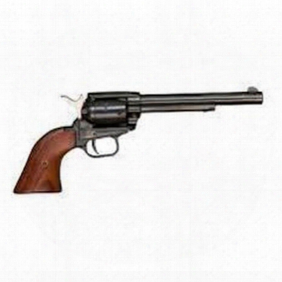 "Heritage Rough Rider, Revolver, .22lr, Rimfire, Rr22mb6, 727962500316, 6.5"" Barrel, Fixed Sights"