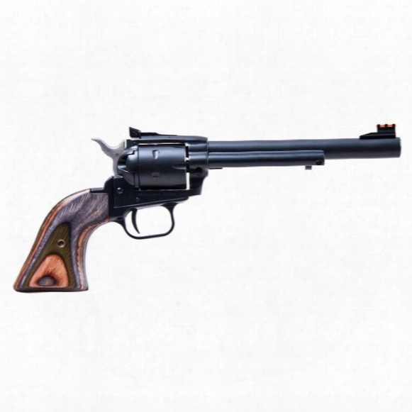 "Heritage Rough Rider, Revolver, .22lr, Rimfire, Rr22mbs6as, 727962506394, 6.5"" Barrel, Adjustable Sights"
