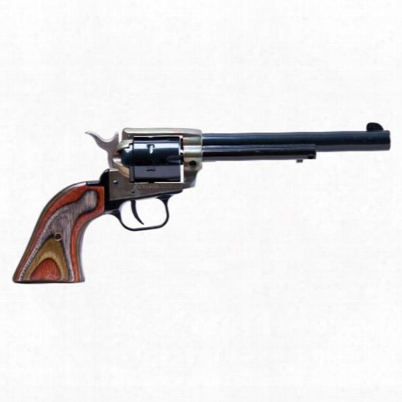 "Heritage Rough Rider, Revolver, .22lr, Rimfire, Rr22mch6, 727962503805, 6.5"" Barrel"