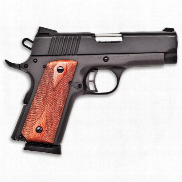 "Lsi Citadel 1911, Semi-automatic, .45 Acp, 3.5"" Barrel, 7 Rounds"