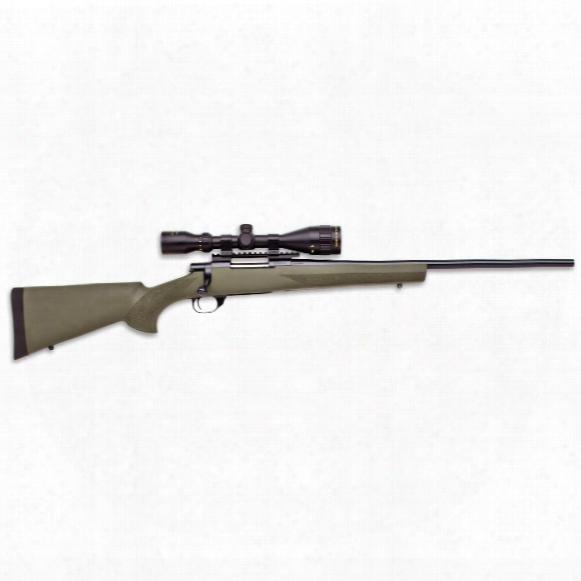 Lsi Howa Hogue Gameking, Bolt Action, .25-06 Remington, Nikko Stirling 3.5-10x44 Scope, 5+1 Rounds