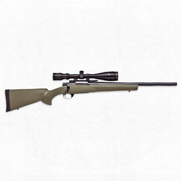 "Lsi Howa Hogue Gameking Package, Bolt Cation, .308 Winchester, 20"" Heavy Barrel, Scope, 5+1 Rounds"