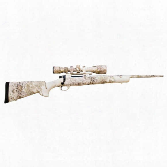 Lsi Howa Hogue Snowking, Bolt Action, .22-250 Rem., Nikko Stirling 4-16x44mm Scope, 5+1 Rounds