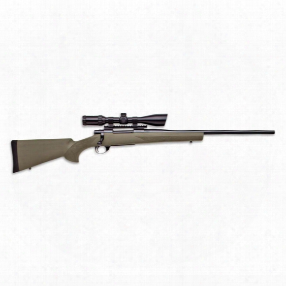 Lsi Howa Hogue Snowking Package, Bolt Action, .223 Remington, Nikko 4-16x44 Lrx Scope, 5+1 Rounds