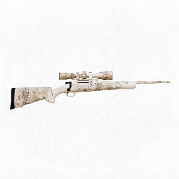 Lsi Howa Hogue Snowking Package, Bolt Action, .308 Win., Nikko Stirling 4-16x44mm Scope, 5+1 Rounds