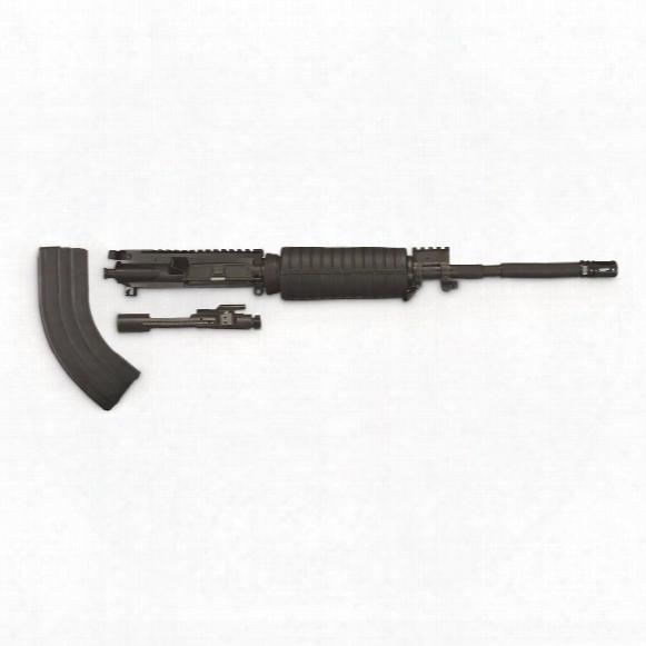 """M4 Barrel 16"""" Complete Upper Receiver, 7.62x39mm"""