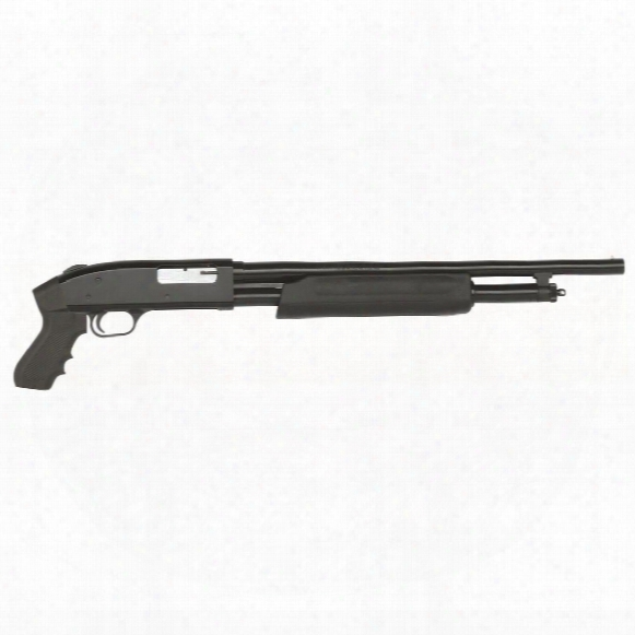 "Mossberg 500 Cruiser, Pump Action, 20 Gauge, 18.5"" Barrel, 5+1 Rounds"