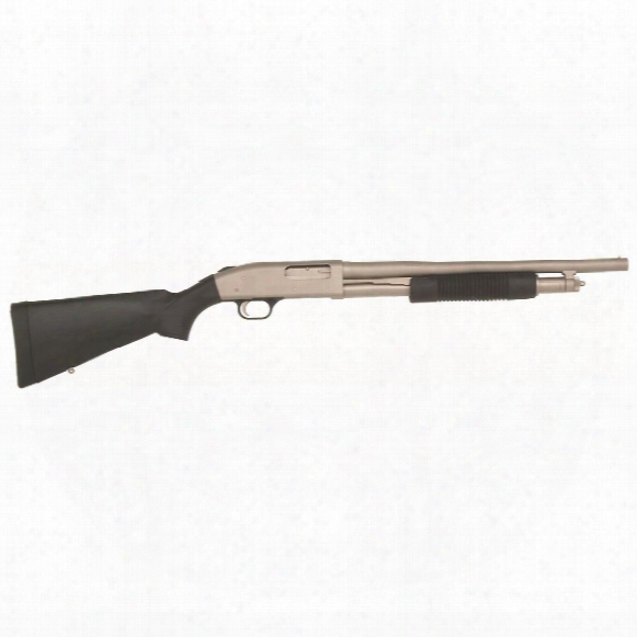 "Mossberg 500 Mariner, Pump Action, 12 Gauge, 18.5"" Barrel, 6+1 Rounds"