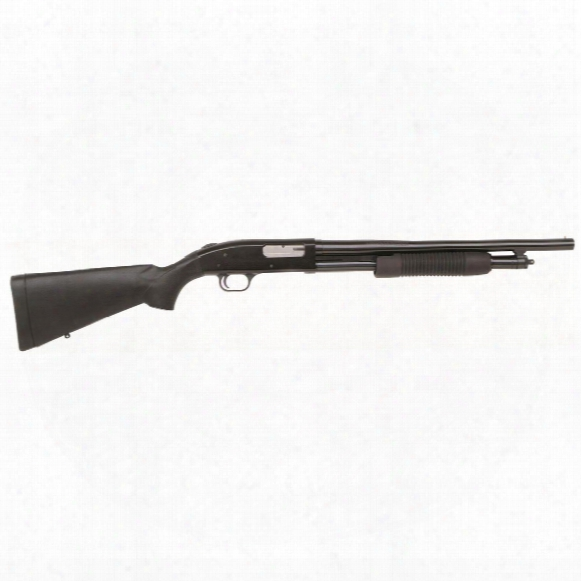 "Mossberg 500 Tactical, Pump Action, 12 Gauge, 18.5"" Barrel, 5+1 Rounds"