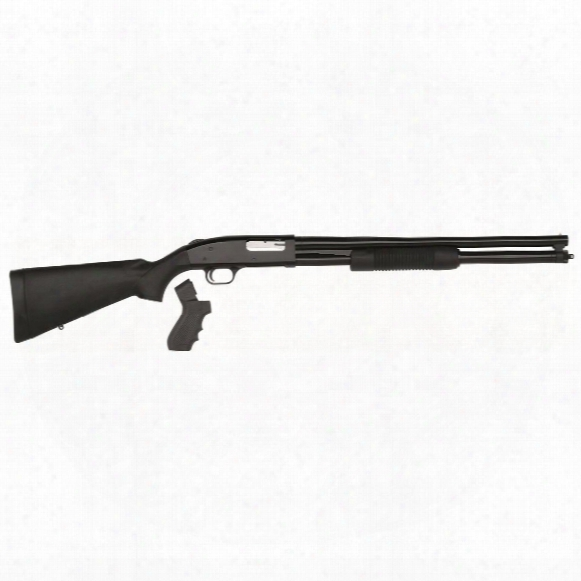 "Mossberg 500 Tactical, Pump Action, 12 Gauge, 20"" Barrel, 7+1 Rounds"