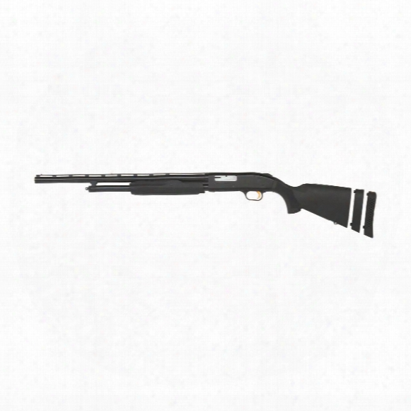 "Mossberg 500 Youth Super Bantam, Pump Action, 20 Gauge, 22"" Barrel, 6+1 Rounds, Left Handed"