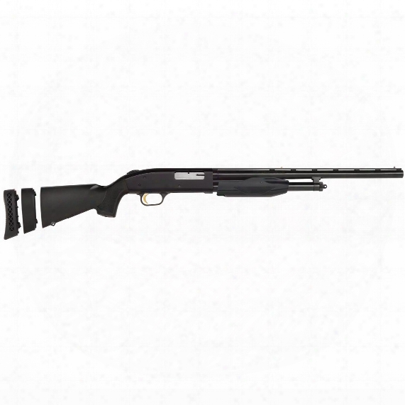 "Mossberg 510 Mini All-purpose, Pump Action, 20 Gauge, 18.5"" Barrel, 4+1 Rounds"