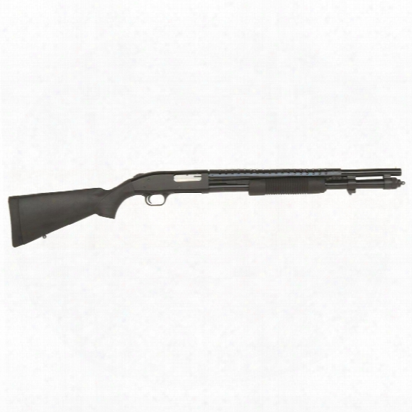 "Mossberg 590 Special Purpose 9-shot, Pump Action, 1 2gauge, 20"" Barrel, 9+1 Rounds"