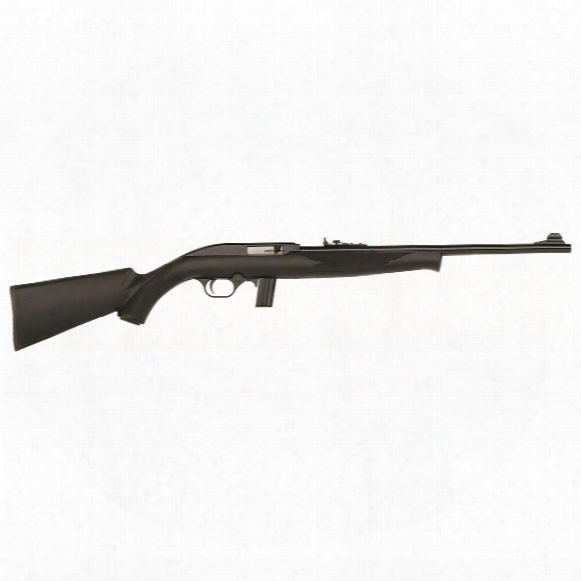"Mossberg 702 Plinkster, Semi-automatic, .22lr, 18"" Barrel, 10+1 Rounds"