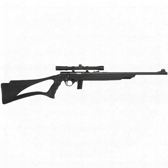 "Mossberg 802 Plinkster Scoped, Bolt Action, .22lr, 18"" Barrel, 4x Scope, 10+1 Rounds"