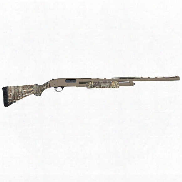 "Mossberg Flex 500 Hunting Waterfowl, Pump Action, 12 Gauge, 28"" Barrel, 6+1 Rounds"