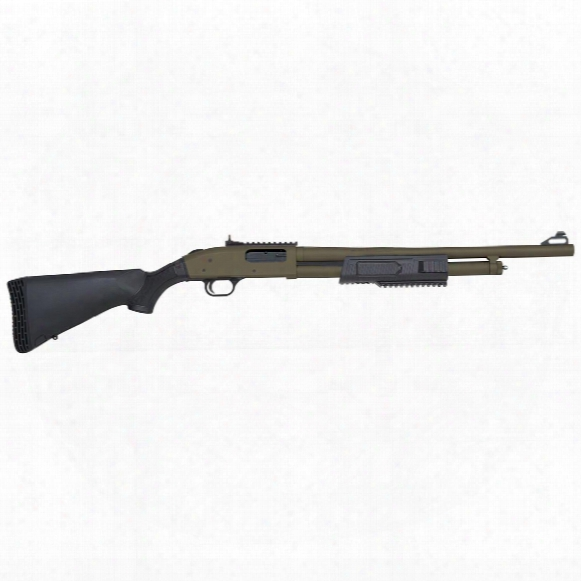 "Mossberg Flex 500 Tactical, Pump Action, 12 Gauge, 20"" Barrel, 6+1 Rounds"