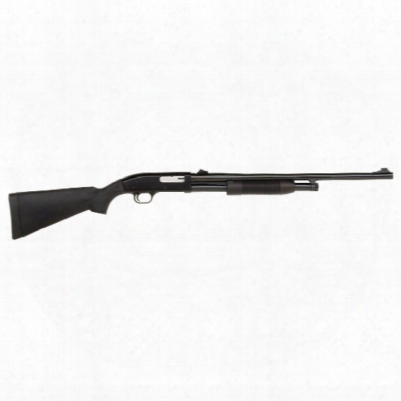 "Mossberg Maverick 88 Series, Pump Action, 12 Gauge, 24"" Barrel, 6+1 Rounds"