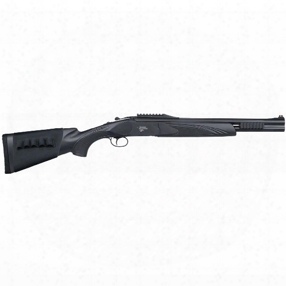 "Mossberg Maverick Thunder Ranch Hs12, Over/under, 12 Gauge, 18.5"" Barrel, 2 Rounds"
