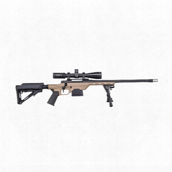 "Mossberg Mvp Lc, Bolt Action, 5.56 Nato/.223 Remington, 16.25"" Barrel, 10+1 Rounds"