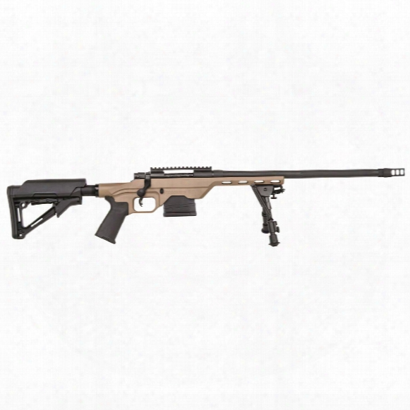 "Mossberg Mvp Lc, Abscond Action, 7.62x51mm / .308 Winchester, 18.5"" Barrel, 10+1 Rounds"