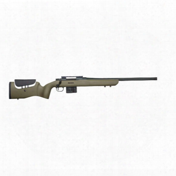 "Mossberg Mvp Lr, Bolt Action, 5.56 Nato/.223 Remington, 20"" Barrel, 10+1 Rounds"
