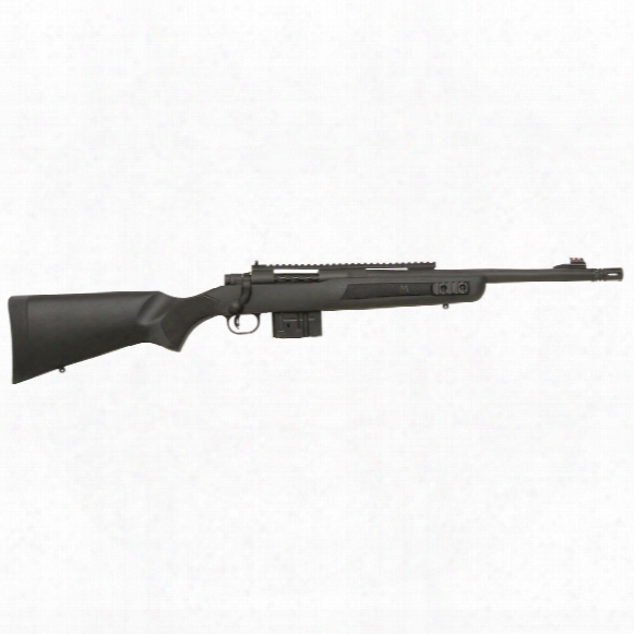 "Mossberg Mvp Scout, Bolt Action, 7.62x51mm/.308 Winchester, 16.25"" Barrel, 10+1 Rounds"