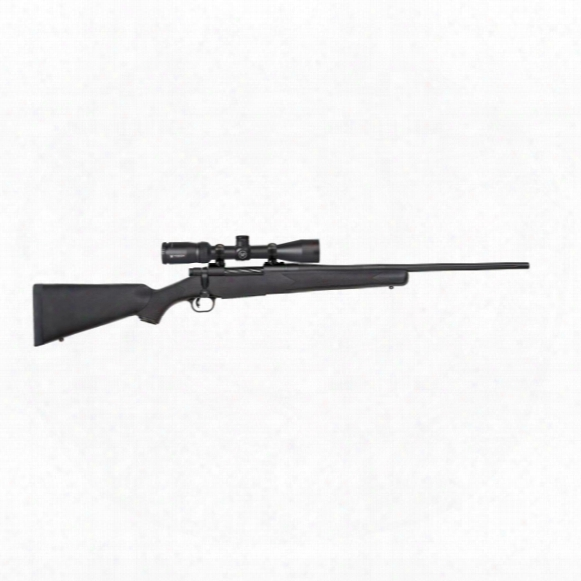 "Mossberg Patriot Combo, Bolt Action, .243 Winchester, 22"" Barrel, Vortex 3-9x40mm Scope, 5+1 Rounds"