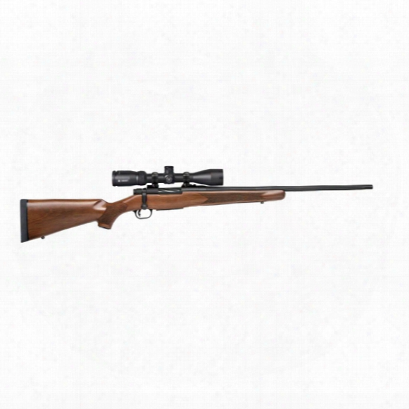 """Mossberg Patriot Combo, Bolt Action, .308 Winchester, 22"""" Barrel, 3-9x40 Scope, 5+1 Rounds"""