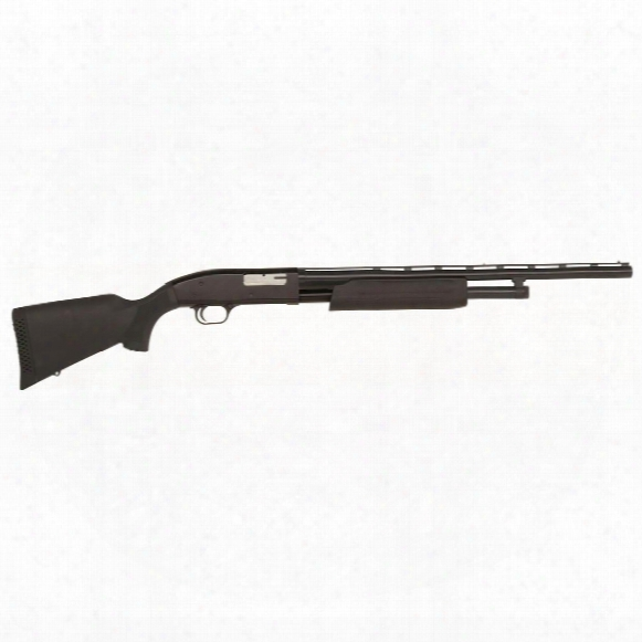 "Mossberg Youth Maverick 88 Series, Pump Action, 20 Gauge, 22"" Barrel, 6 Round"