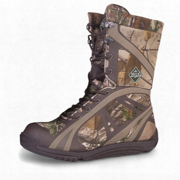 Muck Men's Pursuit Shadow Mid Hunting Boots