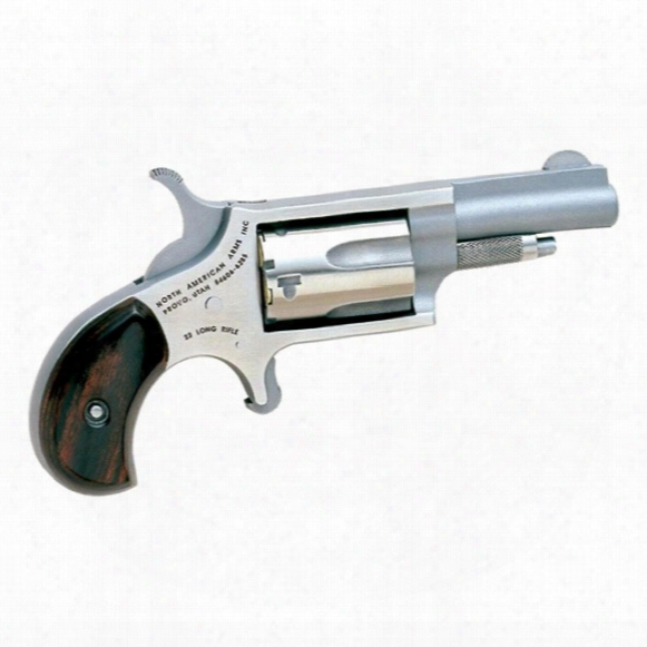 Naa .22 Magnum With .22lr Conversion Cylinder, Revolver, .22 Magnum, Rimfire, 22mc, 744253000018