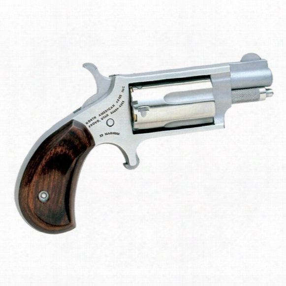 Naa .22 Magnum With Conversion Cylinders, Revolver, .22 Magnum, Rimfire, 22msc, 744253000023