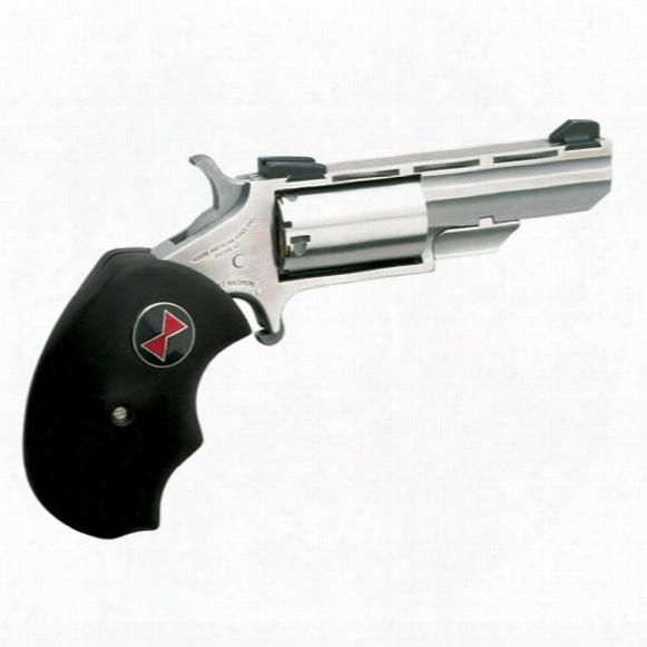 "Naa Black Widow .22 Magnum Fs, Revolver, .22 Magnum, Rimfire, Bwm, 744253000043, 2"" Barrel"