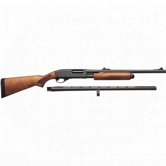 "Remington 870 Express Combo, Pump Action, 12 Gauge, 26""/20"" Barrels, 4+1 Rounds"