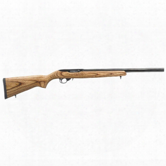 "Ruger 10/22 Target, Semi-automatic, .22lr, Rimfire, 20"" Heavy Barrel, 10+1 Rounds, 10+1"